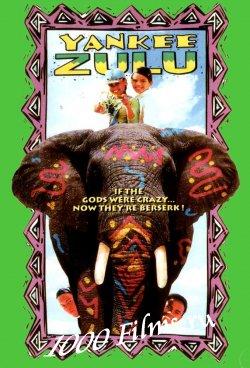 Невероятные приключения янки в Африке|1993|HD 720p